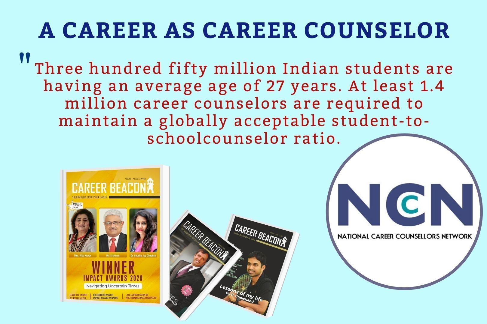 Career as Career Counsellor