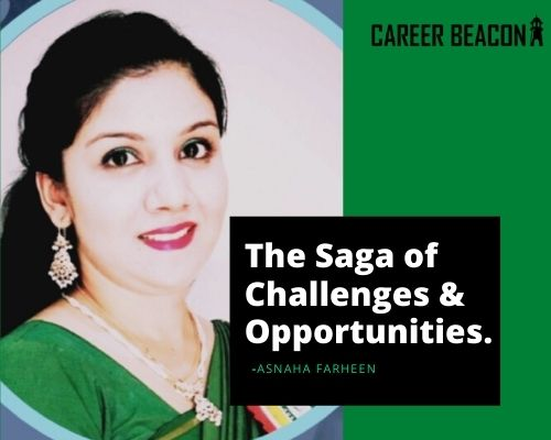 A saga of challenges and opportunities