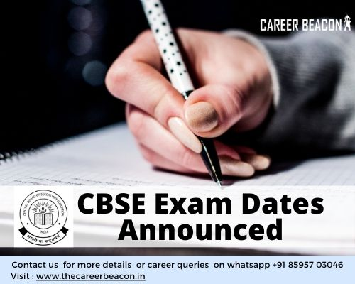Datesheet For CBSE Class 10, 12 Exams Announced; Practical's From March 1