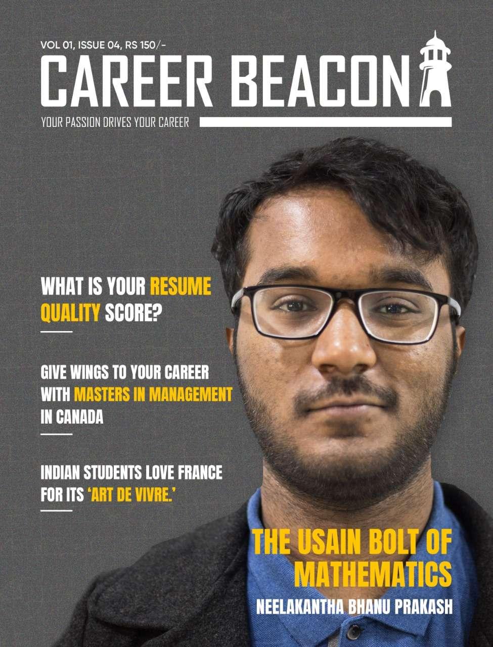 Career Beacon Edition 4