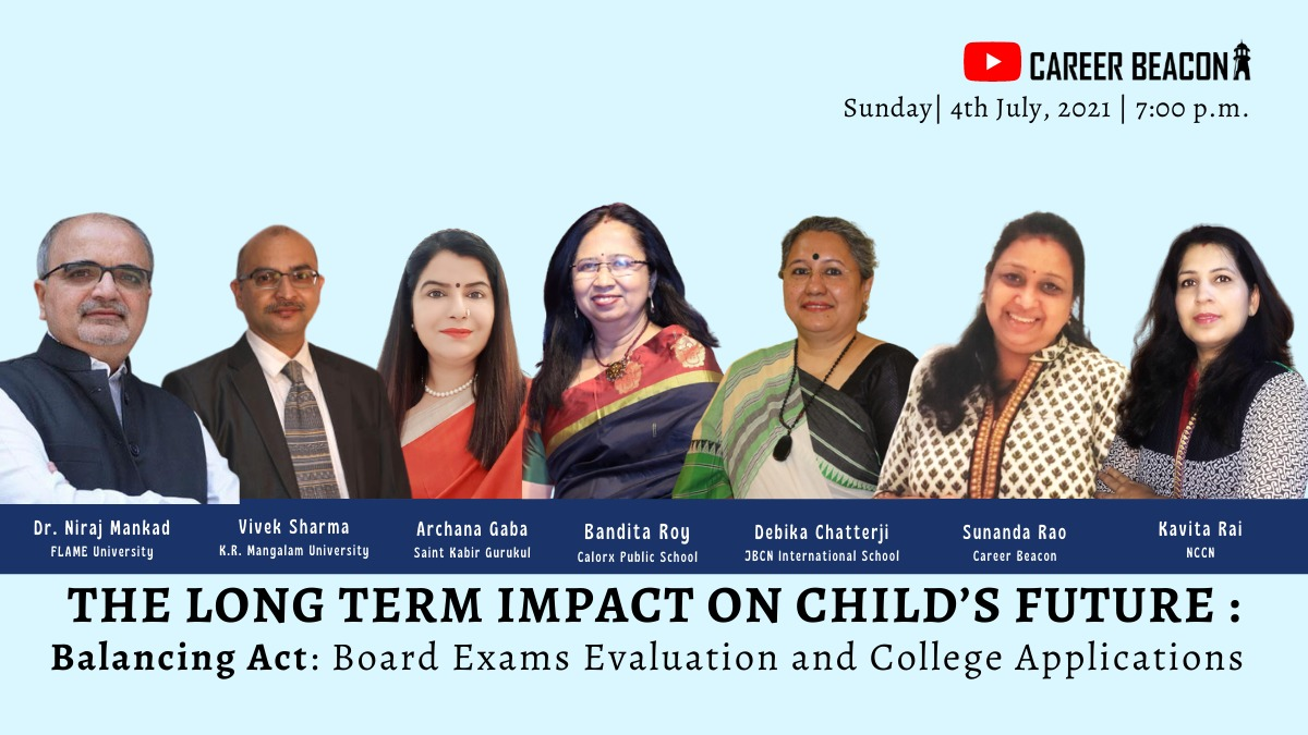 How to balance the Board Exams Evaluation and College Applications