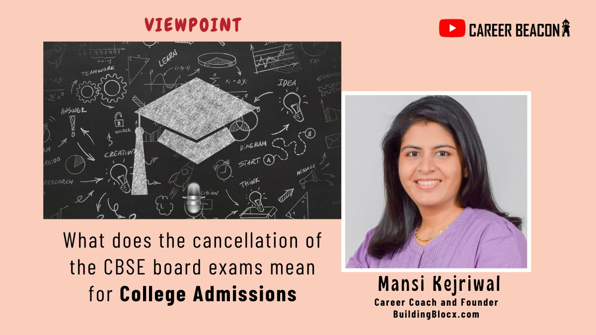 COLLEGE ADMISSIONS – Moving Towards A Better Future!