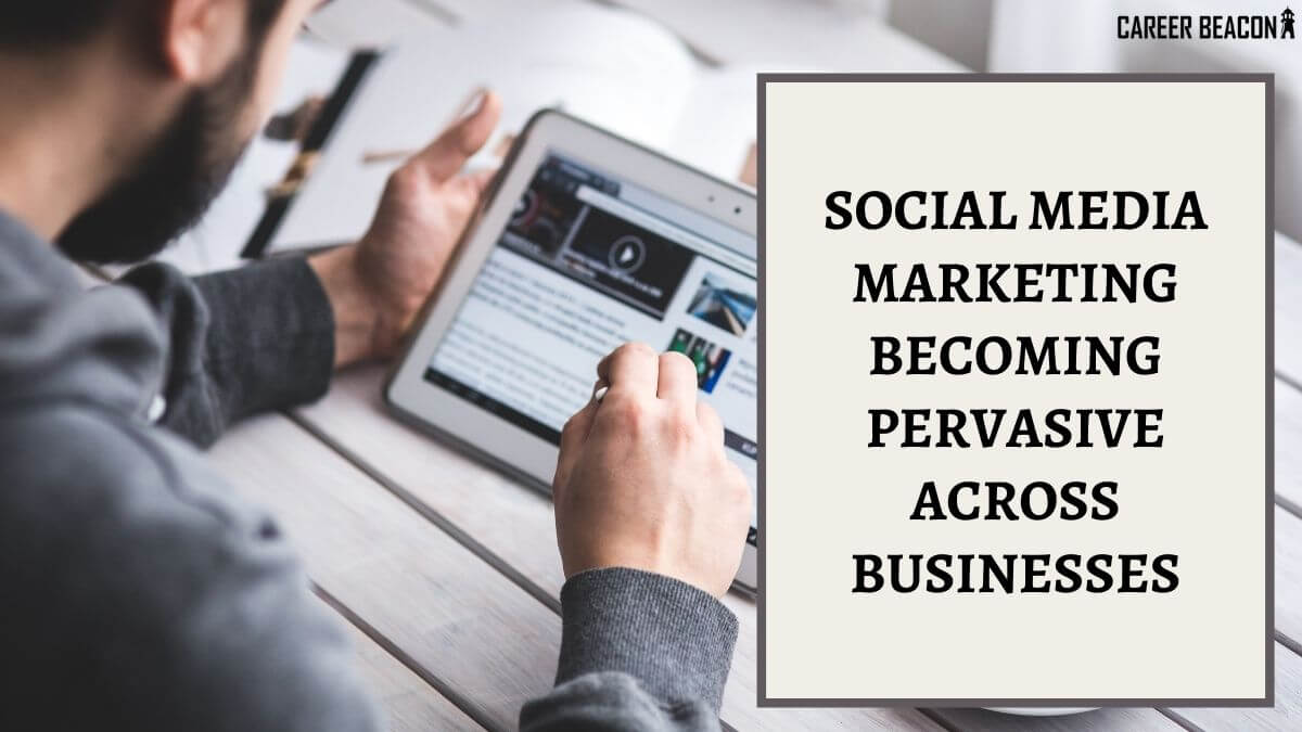 Social Media Marketing Becoming Pervasive Across Businesses